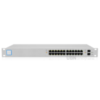 UniFi 24 Port 250W Managed Gigabit Switch PoE