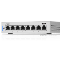 UniFi 8-Port Managed Gigabit Switch (No POE)