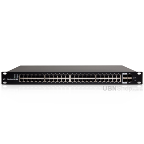 EdgeSwitch 48 Port 750W Managed Gigabit Switch PoE